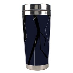 Digital Abstraction Stainless Steel Travel Tumblers by Valentinaart