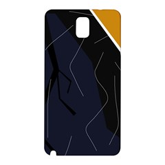 Digital Abstraction Samsung Galaxy Note 3 N9005 Hardshell Back Case by Valentinaart