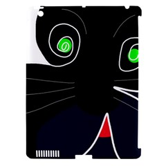Big Cat Apple Ipad 3/4 Hardshell Case (compatible With Smart Cover) by Valentinaart