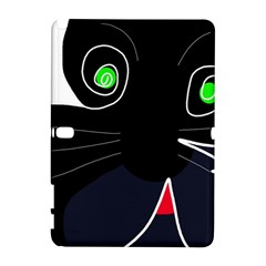 Big Cat Samsung Galaxy Note 10 1 (p600) Hardshell Case by Valentinaart