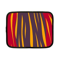 Fire Netbook Case (small)  by Valentinaart