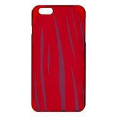 Hot Lava Iphone 6 Plus/6s Plus Tpu Case by Valentinaart