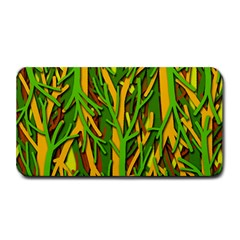 Upside Down Forest Medium Bar Mats by Valentinaart