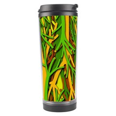 Upside Down Forest Travel Tumbler