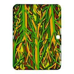 Upside Down Forest Samsung Galaxy Tab 4 (10 1 ) Hardshell Case  by Valentinaart