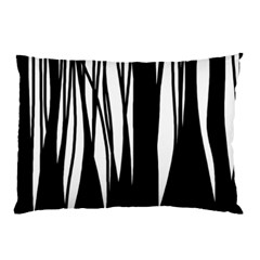 Black Forest Pillow Case (two Sides)