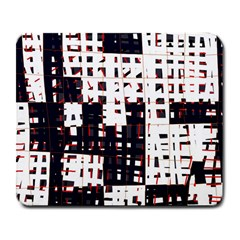 Abstract City Landscape Large Mousepads