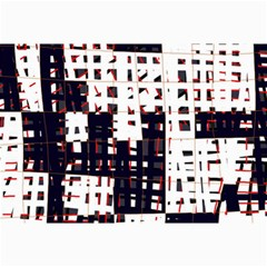 Abstract City Landscape Collage Prints by Valentinaart