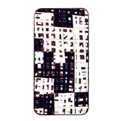 Abstract City Landscape Apple Iphone 4/4s Seamless Case (black) by Valentinaart