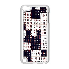 Abstract City Landscape Apple Ipod Touch 5 Case (white) by Valentinaart