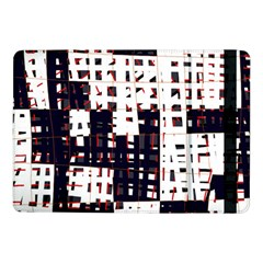 Abstract City Landscape Samsung Galaxy Tab Pro 10 1  Flip Case by Valentinaart