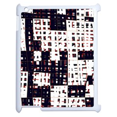 Abstract City Landscape Apple Ipad 2 Case (white) by Valentinaart