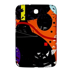 Orange Dream Samsung Galaxy Note 8 0 N5100 Hardshell Case  by Valentinaart