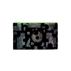 Elegant Puzzle Cosmetic Bag (xs)