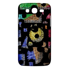 Colorful Puzzle Samsung Galaxy Mega 5 8 I9152 Hardshell Case  by Valentinaart