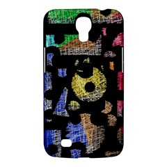 Colorful Puzzle Samsung Galaxy Mega 6 3  I9200 Hardshell Case by Valentinaart