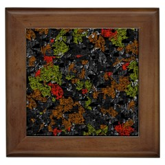 Autumn Colors  Framed Tiles by Valentinaart