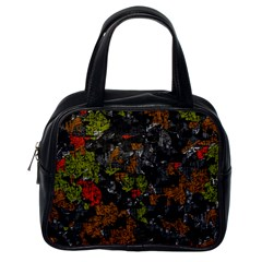 Autumn Colors  Classic Handbags (one Side) by Valentinaart
