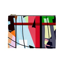 Window Cosmetic Bag (large)  by Valentinaart