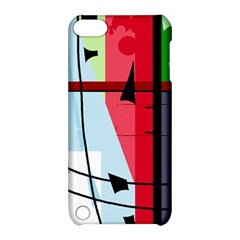 Window Apple Ipod Touch 5 Hardshell Case With Stand by Valentinaart