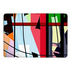 Window Samsung Galaxy Tab Pro 10 1  Flip Case by Valentinaart