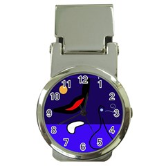 Night Duck Money Clip Watches
