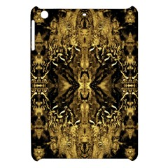 Beautiful Gold Brown Traditional Pattern Apple Ipad Mini Hardshell Case by Costasonlineshop