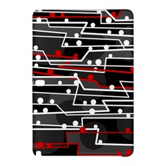Stay In Line Samsung Galaxy Tab Pro 10 1 Hardshell Case by Valentinaart