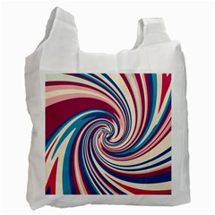 Lollipop Recycle Bag (two Side)  by Valentinaart
