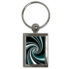 Elegant Twist Key Chains (rectangle)  by Valentinaart
