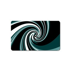 Elegant Twist Magnet (name Card)