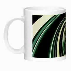 Elegant Twist Night Luminous Mugs