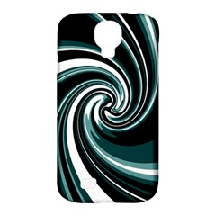 Elegant Twist Samsung Galaxy S4 Classic Hardshell Case (pc+silicone) by Valentinaart