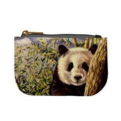 Panda Mini Coin Purses by ArtByThree
