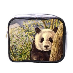 Panda Mini Toiletries Bags