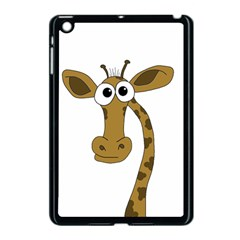 Giraffe  Apple Ipad Mini Case (black) by Valentinaart