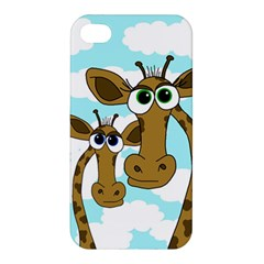Just The Two Of Us Apple Iphone 4/4s Hardshell Case