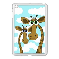 Just The Two Of Us Apple Ipad Mini Case (white) by Valentinaart