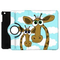 Just The Two Of Us Apple Ipad Mini Flip 360 Case by Valentinaart