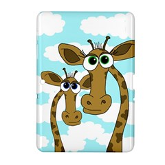Just The Two Of Us Samsung Galaxy Tab 2 (10 1 ) P5100 Hardshell Case  by Valentinaart