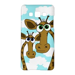 Just The Two Of Us Samsung Galaxy A5 Hardshell Case  by Valentinaart