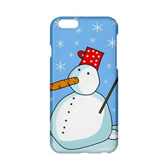 Snowman Apple Iphone 6/6s Hardshell Case