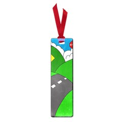 Hit The Road Small Book Marks by Valentinaart