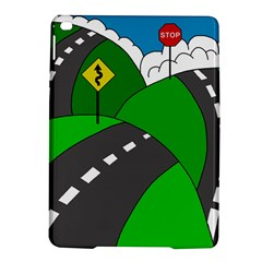 Hit The Road Ipad Air 2 Hardshell Cases by Valentinaart
