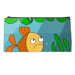 Are You Lonesome Tonight Pencil Cases by Valentinaart