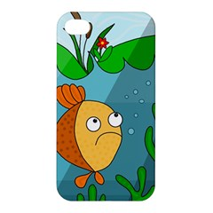 Are You Lonesome Tonight Apple Iphone 4/4s Hardshell Case by Valentinaart