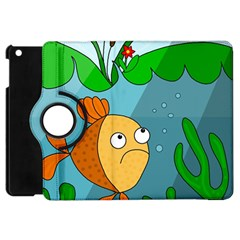 Are You Lonesome Tonight Apple Ipad Mini Flip 360 Case by Valentinaart