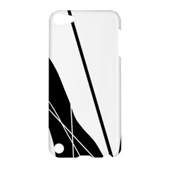 White And Black  Apple Ipod Touch 5 Hardshell Case