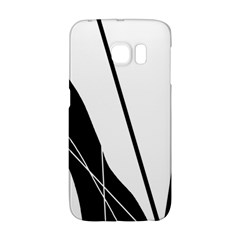 White And Black  Galaxy S6 Edge