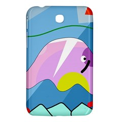 Under The Sea Samsung Galaxy Tab 3 (7 ) P3200 Hardshell Case  by Valentinaart